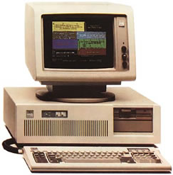 25 años del primer computador personal