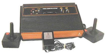 Consola de Atari y juegos de Atari