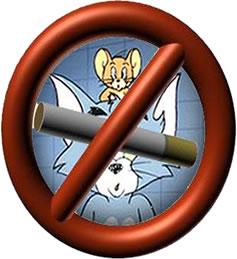 prohiben a tom y jerry fumar en la television británica