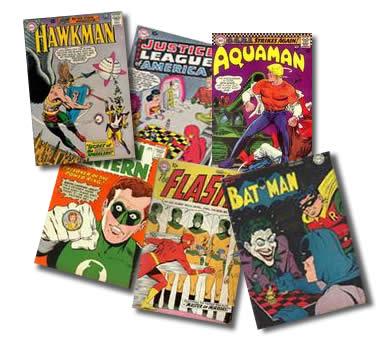 comics de superheroes clásicos