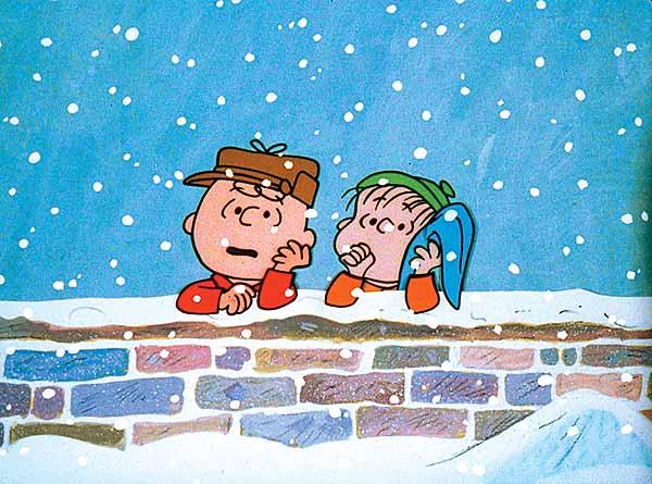 charlie brown especial de navidad