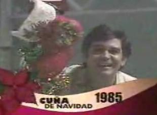 comercial de navidad de radio caracas televisión años ochenta
