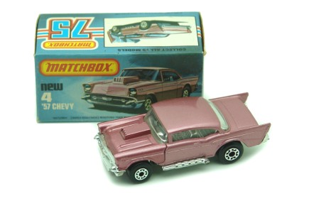 chevy matchbox