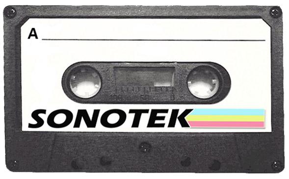 cassette sonotek