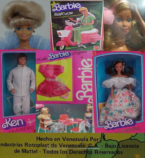 barbie de venezuela