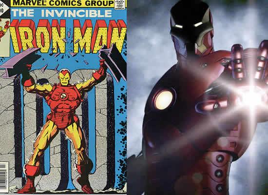 trailer de iron man el hombre de hierro