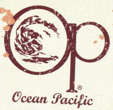 logo de ocean pacific
