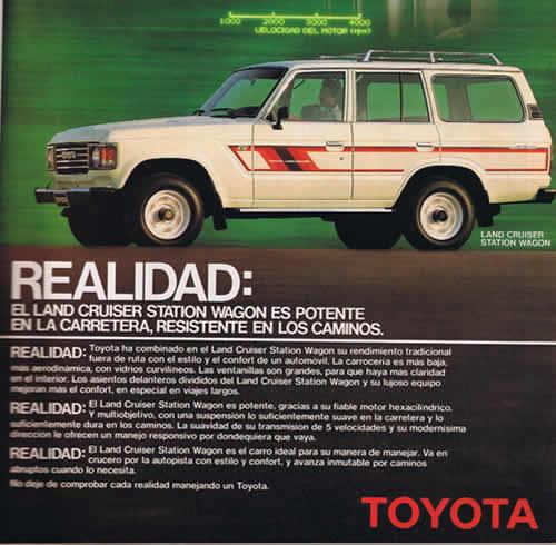 Toyota station wagon