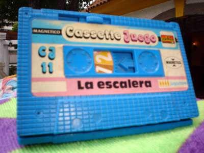 los cassettes juegos
