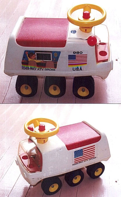 explorador de fisher price