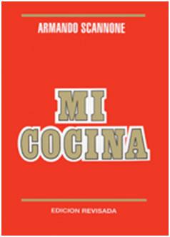 libro mi cocina de scannone