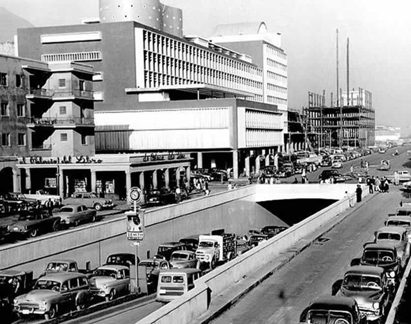 avenida baralt años cincuenta
