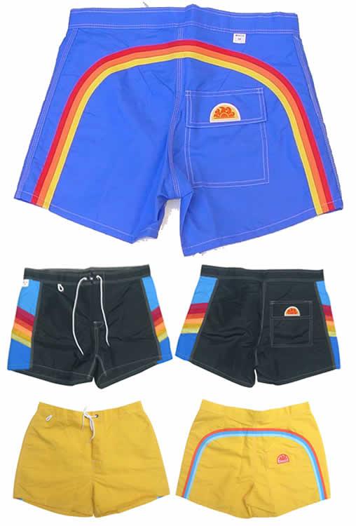 shorts sundek de los ochentas