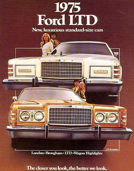 1975 Ford LTD