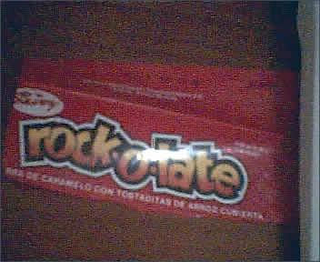 rockolate chocolate