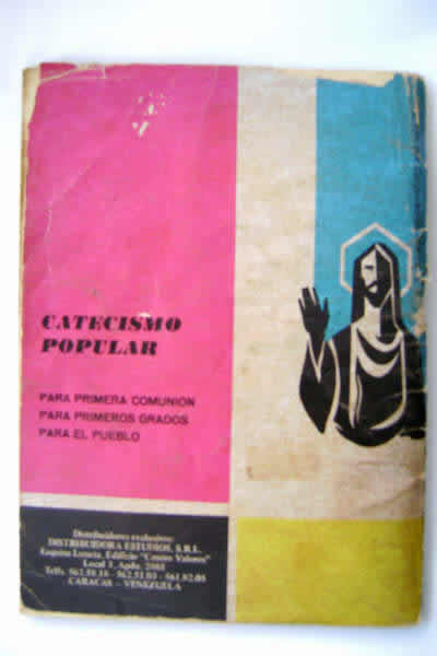 libro de catecismo