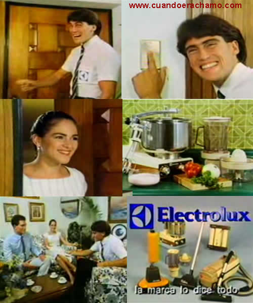 comercial electrolux