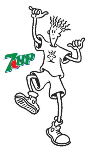 fido dido seven up