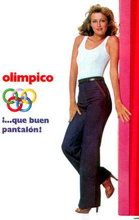 pantalones olimpico