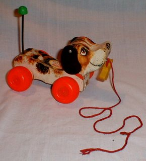 perrito fisher price 1