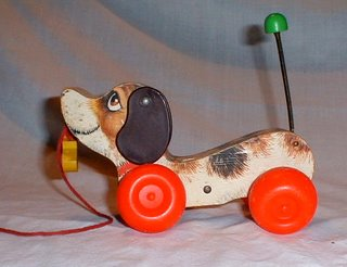 perrito fisher price 2
