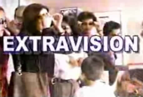 extravision comercial