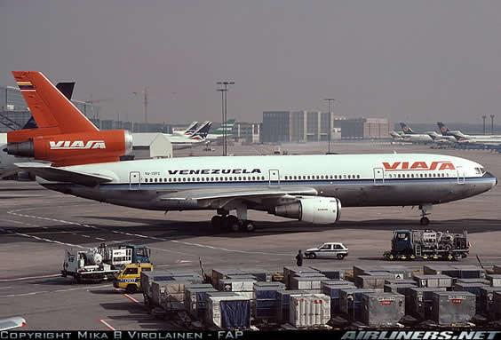 viasa aviones