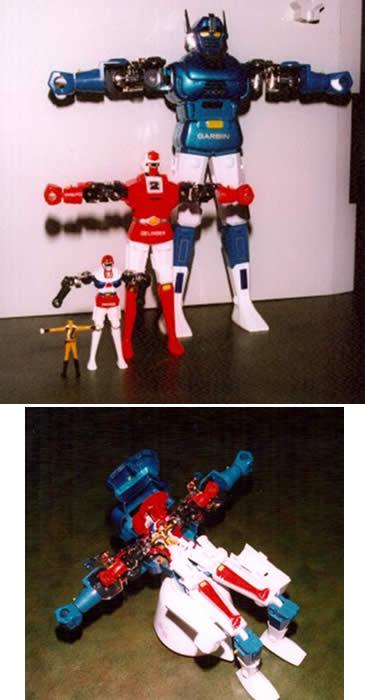 gordian el robot