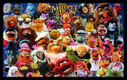 The Muppets The Muppet Show Music Hall