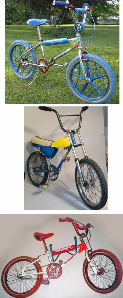 bicicletas bmx ochentas