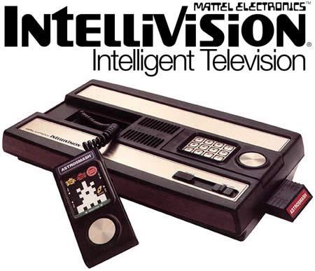 intellivision, el competidor del atari