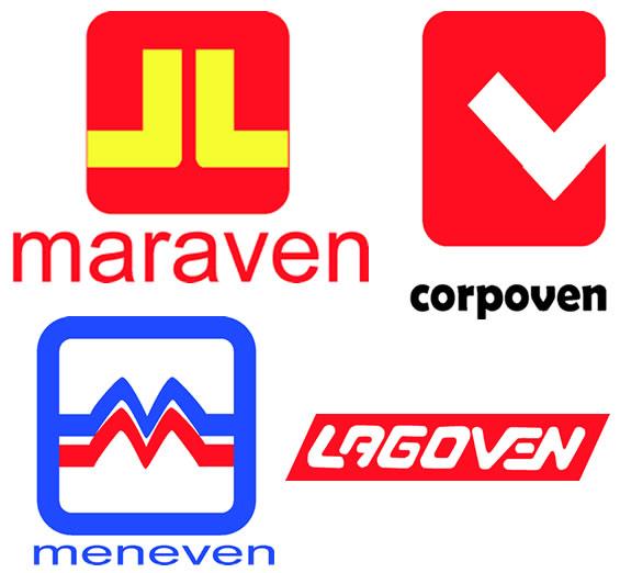logos petroleras de pdvsa
