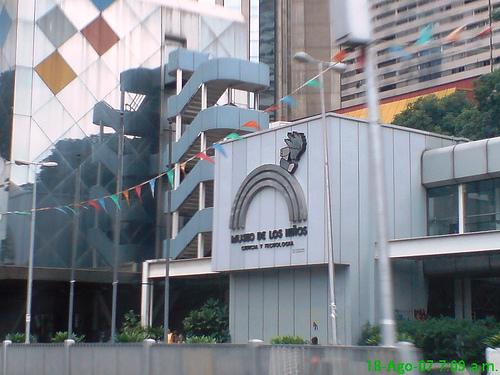 museo de los niños instalaciones