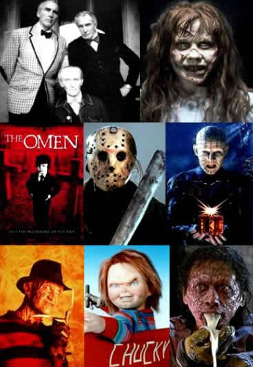 cine de terror de los 70s y 80s