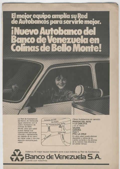 autobanco en venezuela