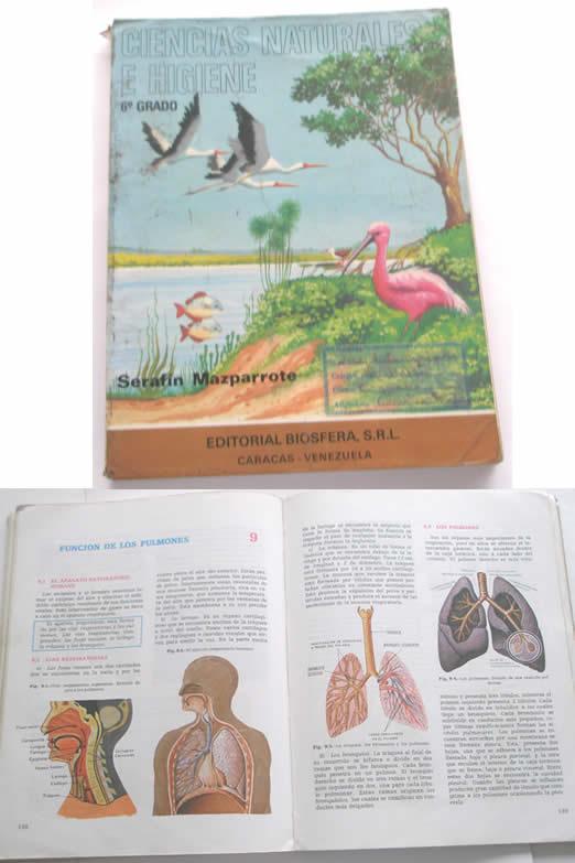libro biologia serafin mazparrote