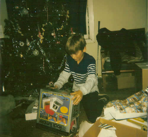 feliz navidad cuando era chamo 2009