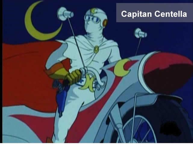 capitan centella