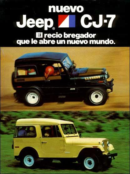 jeeps de los noventas