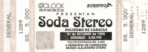 soda stereo entrada