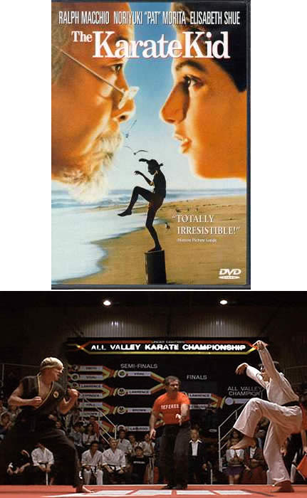 karate kid película