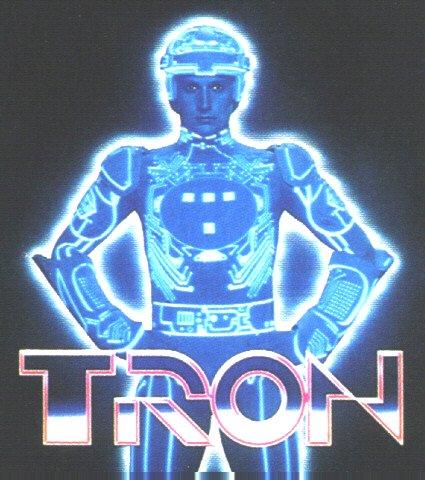tron pelicula tron de 1982