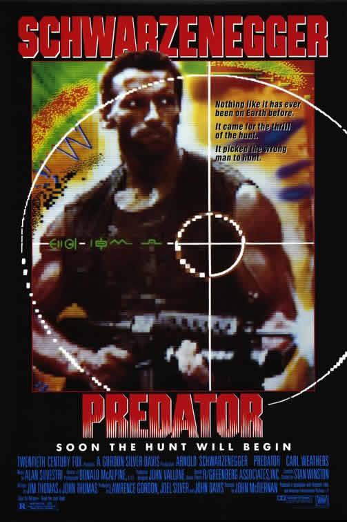 depredador película 1987