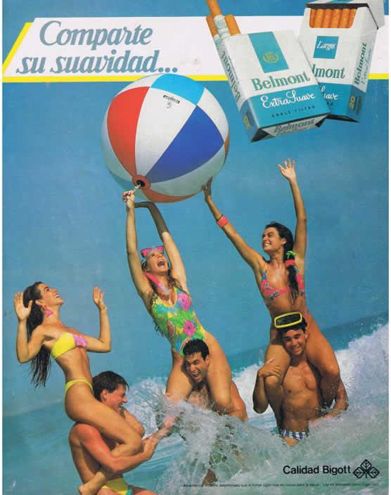 publicidad belmont playa