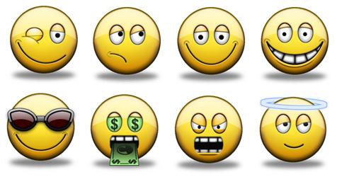 Historia de los Emoticonos