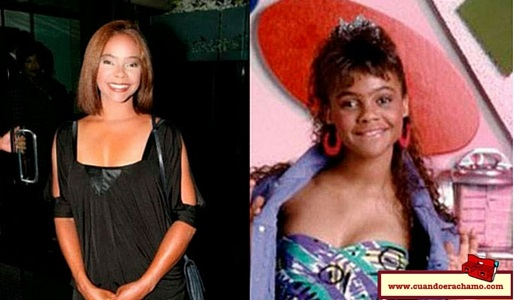 Lisa Turtle(Lark Voorhies)
