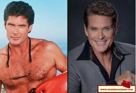 Mitch Buchannan (David Hasselhoff)