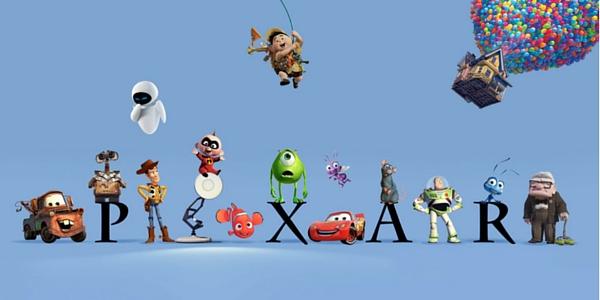 Pixar Portada