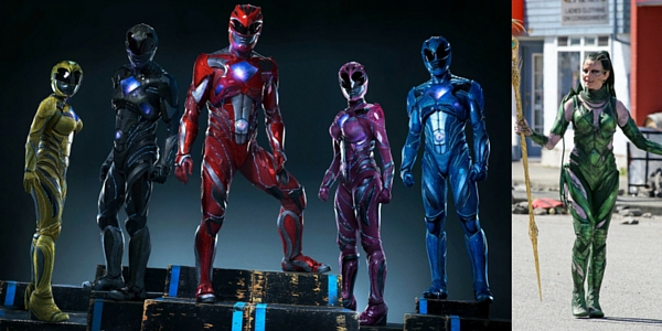Power Rangers pelicula 2017