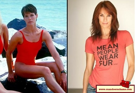 Stephanie Holden (Alexandra Paul)